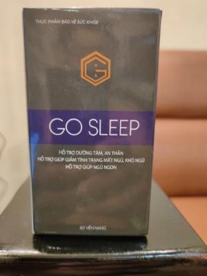 2021-04-12 20:28:42 Thực phẩm chức năng trị mất ngủ Go Sleep . 500,000