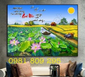 2021-04-13 08:43:25 Gạch tranh 3d đồng quê đẹp 1,200,000