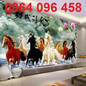 2021-04-13 08:52:38  5  Tranh treo tường 3d mẫu tranh ngựa phi - HD44 1,200,000