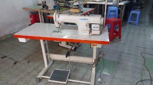 Thanh lý nhanh máy may công nghiệp 1 kim điện tử Juki DDL-8700A nhật bãi giá kho