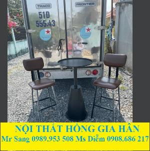 Bộ Bàn Ghế Quán Bar Giá Rẻ Tp.HCM