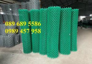 Sản xuất Lưới b40 bọc nhựa mới 100%, Lưới rào B40 bọc nhựa, mạ kẽm 30x30, 50x50, 60x60