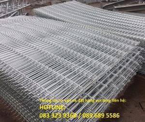 Lưới hàn chập khổ 1mx2m, 1,2mx2m, 1,5mx3m