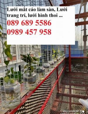 Lưới làm sàn thao tác 30x60, 45x90, 36x101 dày 3mm, 4mm, 5mm giá tốt tại Hà Nội