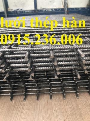 Lưới thép hàn, lưới thép hàn phi 6 ô 200 x 200mm giá rẻ