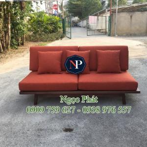 Nhận May Nệm Ghế Gỗ - Ghế Sofa Theo Yêu Cầu