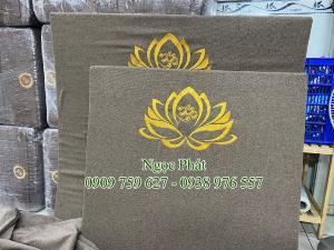 Nệm Ngồi Yoga Size 70x70cm - Quỳ Lễ Phật - Tọa Cụ - Bồ Đoàn