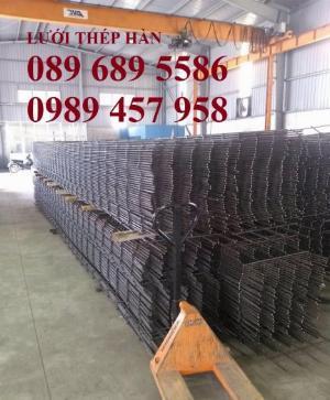Nhận sản xuất lưới thép đổ sàn bê tông - lưới thép công trình - lưới chống nóng