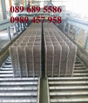 Nhận sản xuất lưới thép đổ sàn bê tông, Lưới thép công trình, Lưới chống nóng