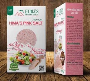 Muối hồng Hima`s Premium 500gram