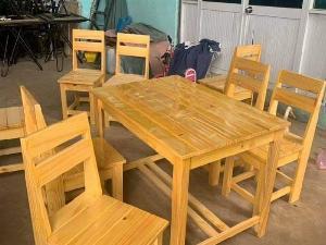 Bàn ghế cafe giá sỉ tại xưởng sản xuất a