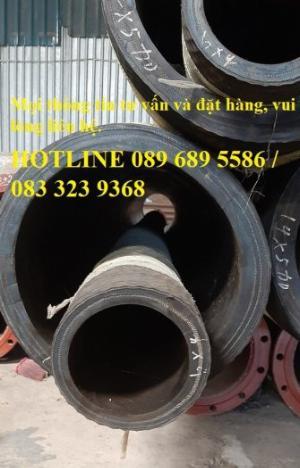 Ống cao su lõi thép sử dụng trong ngành khai thác khoáng sản, ngành cát, thuỷ lợi, xả thải trong công nghiệp
