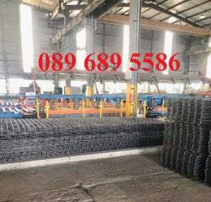Lưới thép đổ sàn chống nóng phi 4 ô 150x150, 200x200 - Lưới thép phi 5 ô 200x200