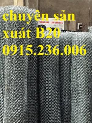 Chuyên sản xuất lưới B20 khổ 1m, 1,2m, 1,5m, 1,8m. giá rẻ