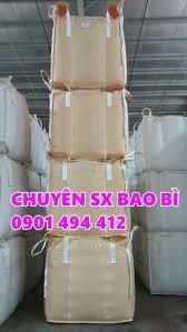 Bao Jumbo tải lực (sức chứa) : Từ 200 - 2500kg