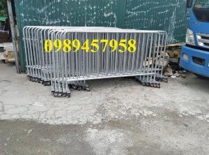Sản xuất hàng rào di động - hàng rào chắn an ninh - Rào chắn cây xăng