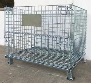 Pallet sắt, Pallet xếp chồng, Pallet lưới, giỏ sắt đựng hàng,pallet thép