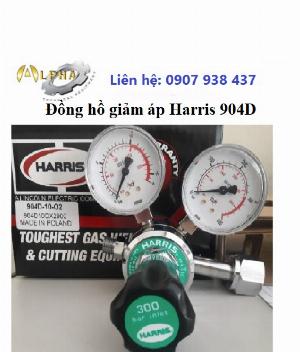 Đồng hồ giảm áp Harris 904D-10-O2