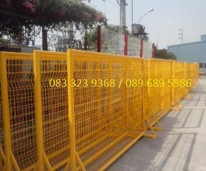 Khung hàng rào, Hàng rào ngăn kho, khu dân cư, nhà cao tầng