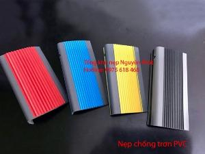 Nẹp chống trơn PVC, nẹp nhựa chống trơn PVC
