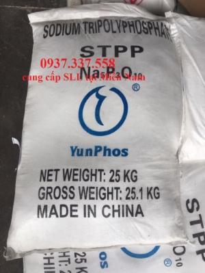 Bán Sodium tripolyphosphate STPP tại Đồng Nai. Bình Dương, Sài Gòn