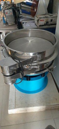 Máy sàng rung bột khô, máy sàng bột cám gạo, máy rây bột ngũ cốc, máy sàng bột bị vón cục