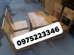 Bàn ghế quán cóc giá cực rẻ..Mọi chi tiết Lh0975223346