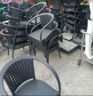 Xả gấp 1000 ghế cafe giá hạt giẻ, có bảo hành 12 tháng..