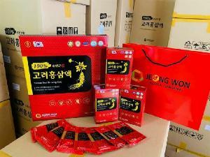Nước hồng sâm nguyên chất Jeong Woon