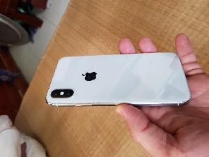 Iphone X trả bảo hành,mới,pin 100%