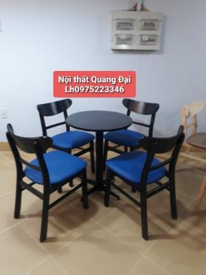 Bàn ghế gỗ giá rẻ..Mango
