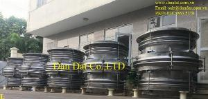 Khớp co giãn dẫn khí CO, Ống co giãn nhiệt DN1220