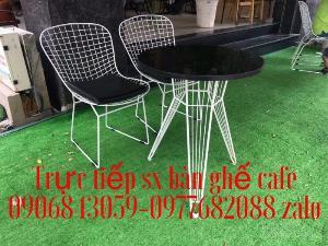 Bộ bàn ghế sắt tuyệt đẹp