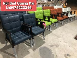 Ghế gỗ bọc nệm đẹp chuẩn báo giá tại nơi sản xuất