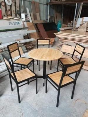 Bàn ghế quán ăn,quán nhậu bán giá trực tiếp xưởng sản xuất