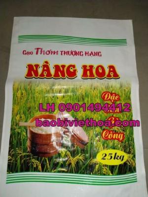 Bao đựng gạo 25kg