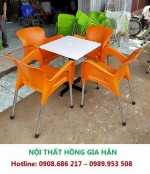 Xả Kho 50 Bộ Bàn Ghế Cafe Nữ Hoàng HGH NH01