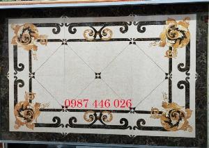 Gạch thảm nền nhà phòng khách khổ lớn HP7212
