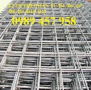 Lưới thép hàn D4 a100x100, D4a200x200 lưới đen