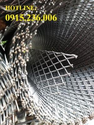 Lưới dập giãn, lưới XG19, lưới mắt cáo, lưới trang trí giá rẻ tại Hà Nội