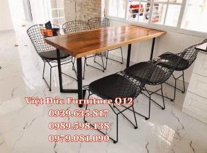 Ghế cafe sắt đặc VĐS023