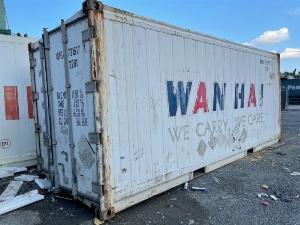 Container lạnh 20feet WANHAI
