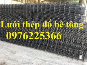 Lưới thép hàn D6A200, D8A200 giá tốt