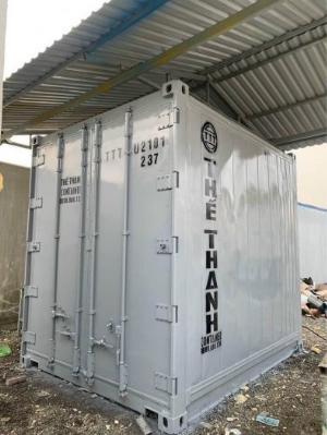 Container lạnh 10feet âm 18 độ