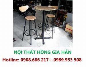Thanh Lý 50 Bộ Bàn Ghế Quầy Bar_Hgh08