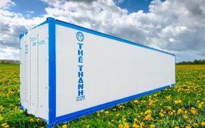 Container lạnh bảo quản hàng hóa