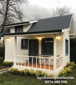 Tấm bitum giả đá lợp mái trang trí, chống thấm, siêu nhẹ, ngói lợp nhà mới