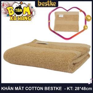 Khăn Mặt Cotton, Mềm Mại và Siêu Thấm Hút Nước KT 28cm*48cm