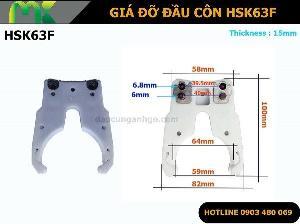 Kẹp công cụ CNC Giá đỡ dao HSK63F