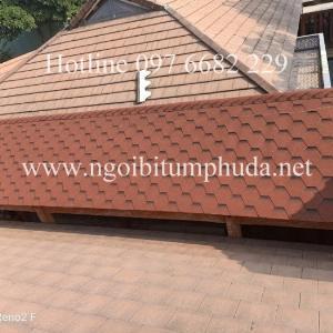 Tấm dán mái nhựa đường, trang trí, chống thấm cho mái